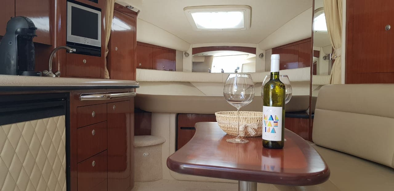 Катер Sea Ray  375 Sundancer фото 2.1