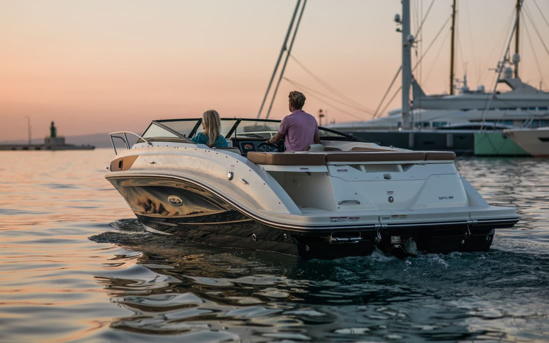 Катер Sea Ray  230 SunSport фото 1.3