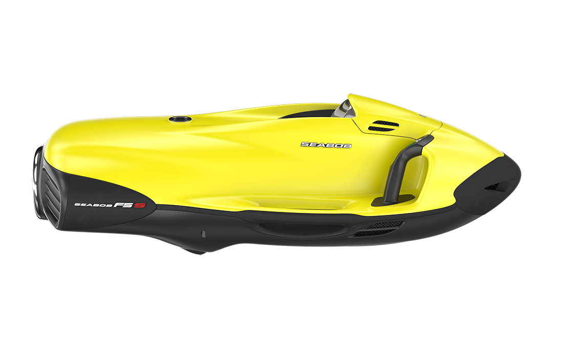 SEABOB F5S BASIC YELLOW фото 2.1