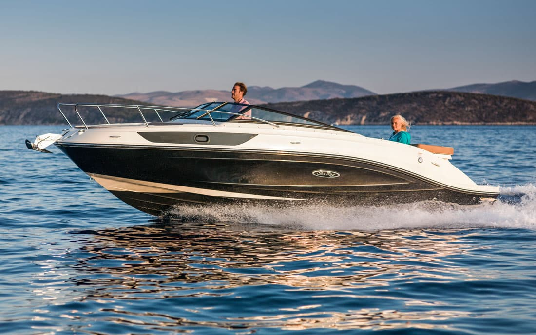 Катер Sea Ray  230 SunSport фото 1.1