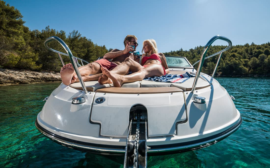 Катер Sea Ray  230 SunSport фото 1.10