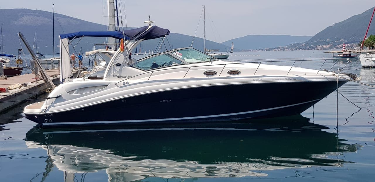 Катер Sea Ray  375 Sundancer фото 1.1
