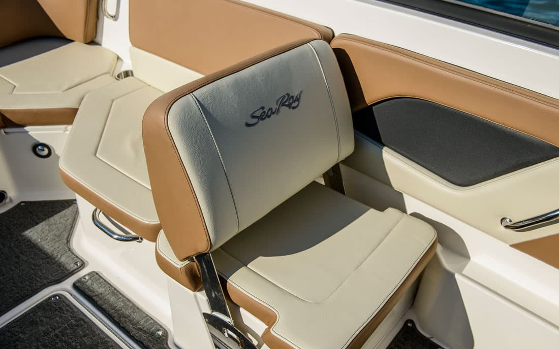 Катер Sea Ray  230 SunSport фото 2.6