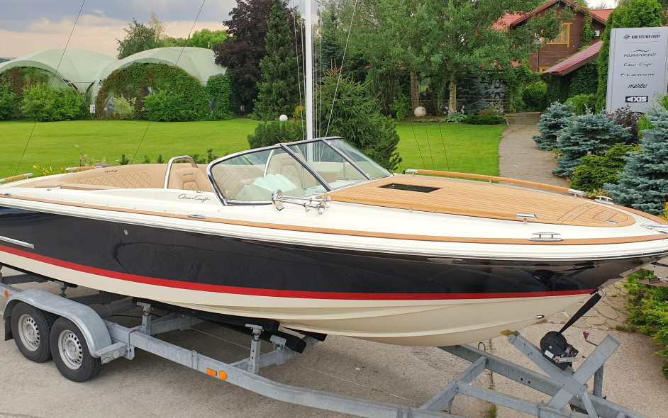 Катер Chris-Craft Corsair 27 фото 1.1