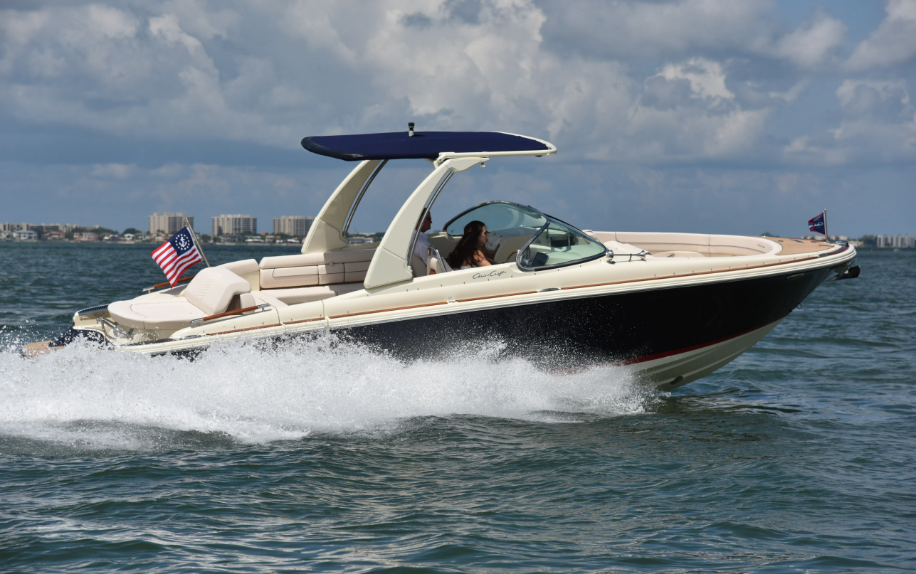 Катер Chris-Craft Launch 28 GT фото 1.18