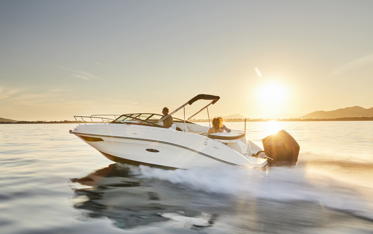 Катер Sea Ray  230 SunSport OB фото 1.1