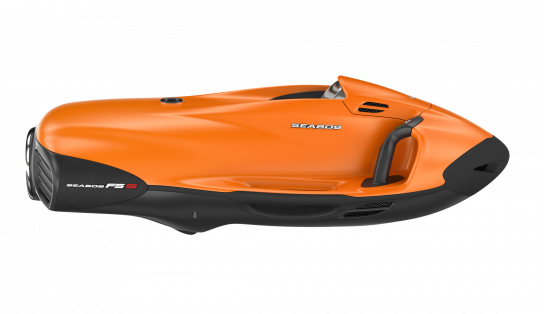 SEABOB F5S Basic Orange