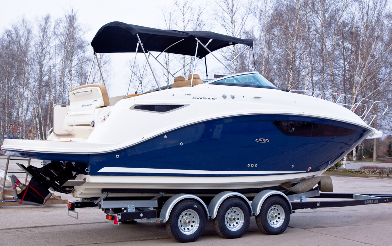 Катер Sea Ray  Sundancer 265/2438838 фото 1.15