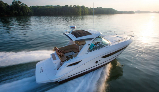Катер Sea Ray  Sundancer 350 HardTop