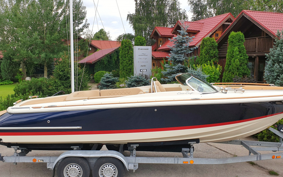 Катер Chris-Craft Corsair 27 фото 1.2