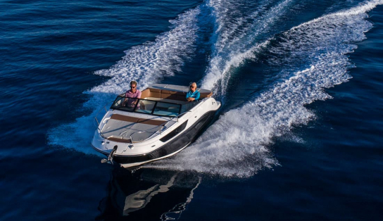 Катер Sea Ray  230 SunSport