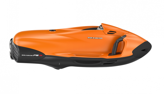 SEABOB F5 Basic Orange