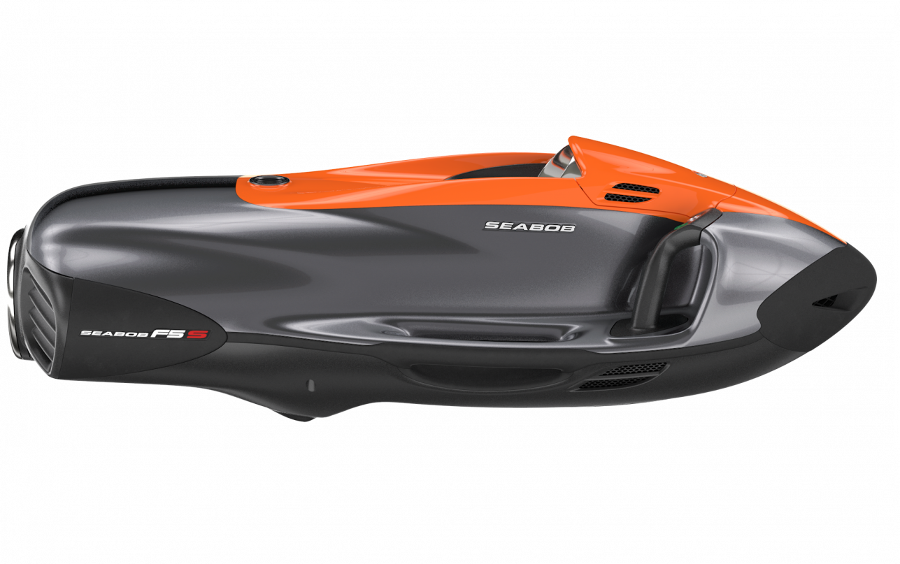 SEABOB F5SR Bicolour Orange фото 1.7