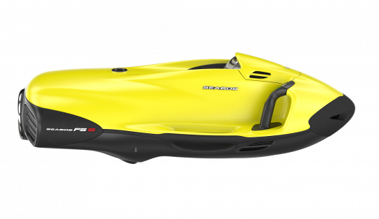 SEABOB F5S Basic Yellow