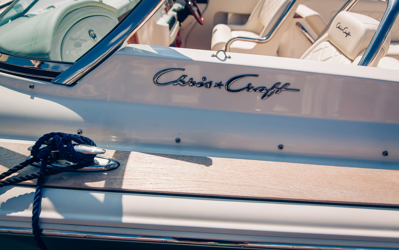 Катер Chris-Craft Corsair 28 / 6304 фото 1.4