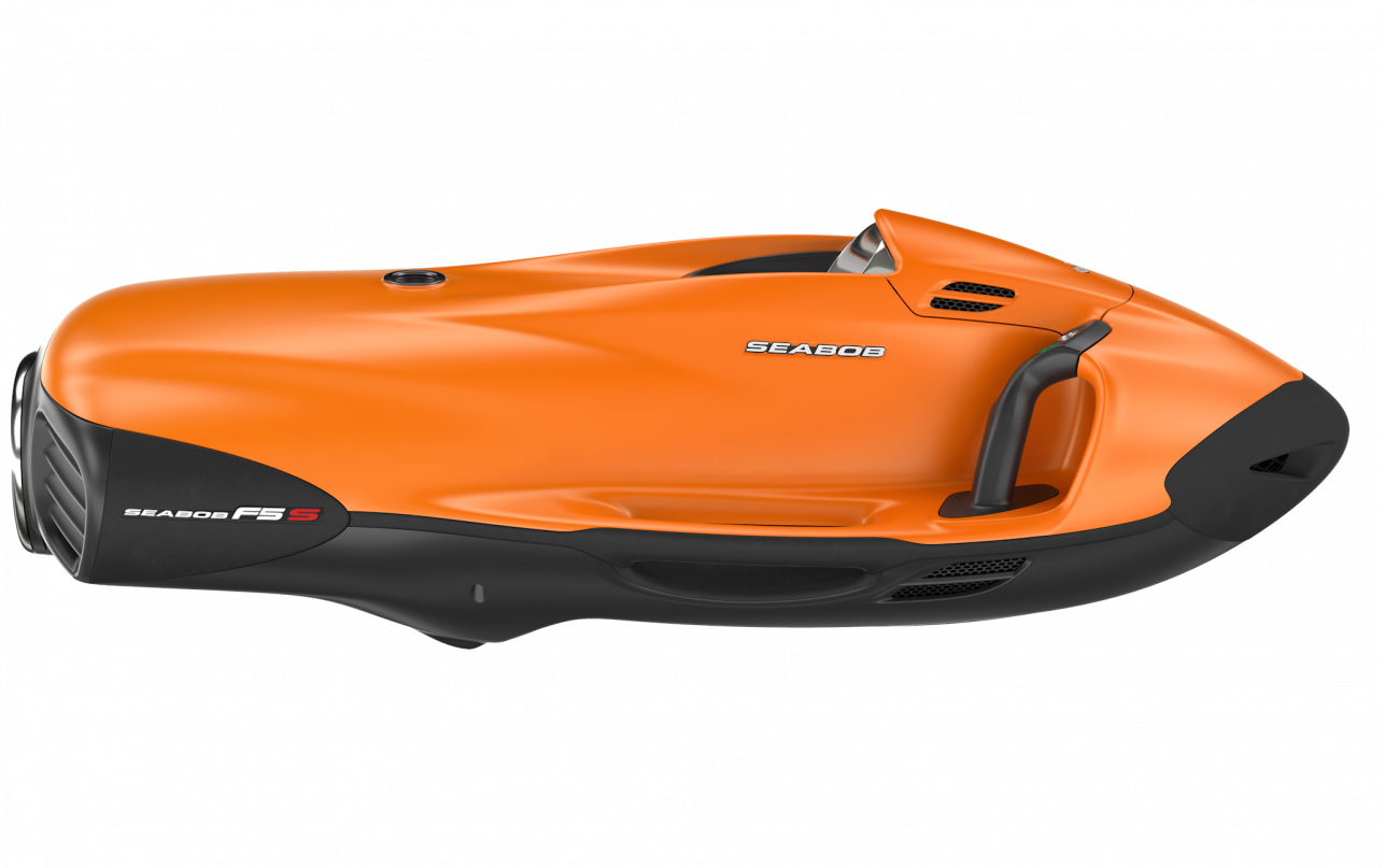 SEABOB F5S Basic Orange фото 1.6