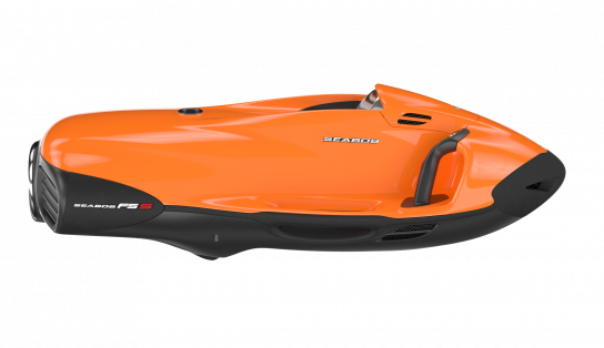 SEABOB F5SR Lumex Orange