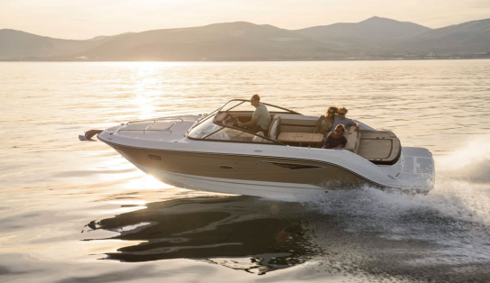 Катер Sea Ray  250 SunSport