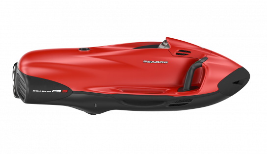 SEABOB F5 Basic Red