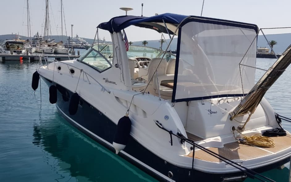 Катер Sea Ray  375 Sundancer фото 1.2